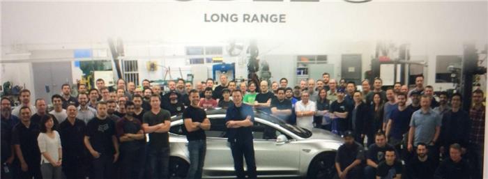 电动汽车,黑科技,新车,前瞻技术,热点车型,特斯拉双电机版Model 3,特斯拉新Model 3上市,Model 3车型7月上市