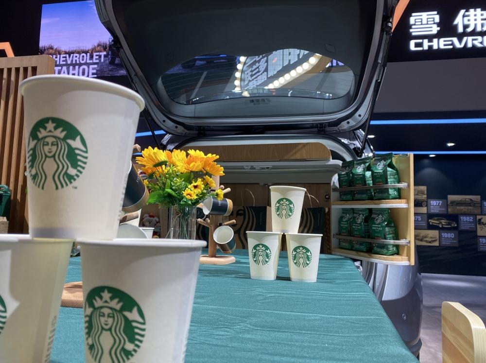 """雪佛兰沃兰多""""车里的咖啡店""""跨界背后是对用户需求的精准把握"""