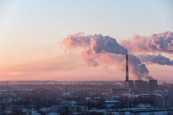 被污染的空气可能还会污染我们的道德