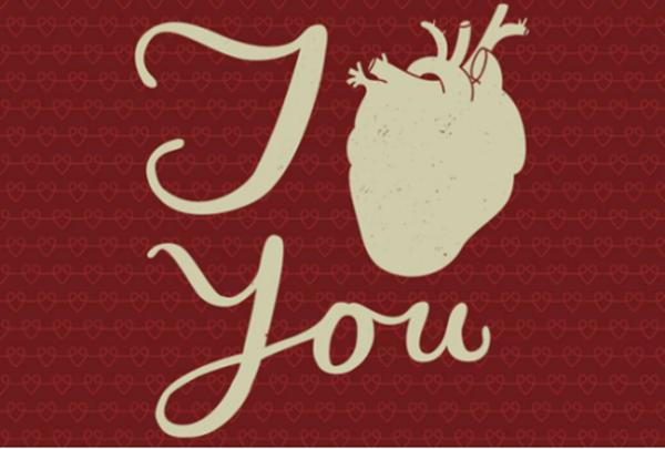 为什么情人节的爱心不是心脏的形状?