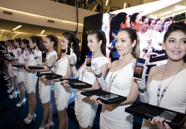 泰国手机市场出现黑马:超过三星华为小米,又一个国产品牌登顶