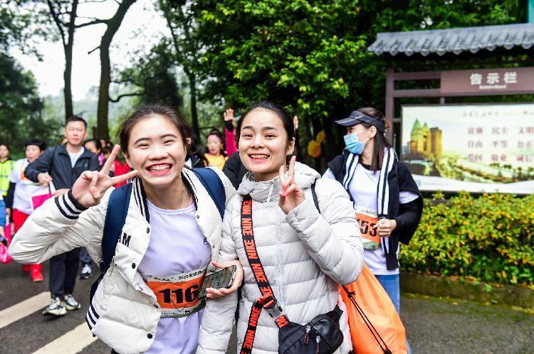 马拉松后,重马体育又造新IP!2020重庆南山登高活动今日举办