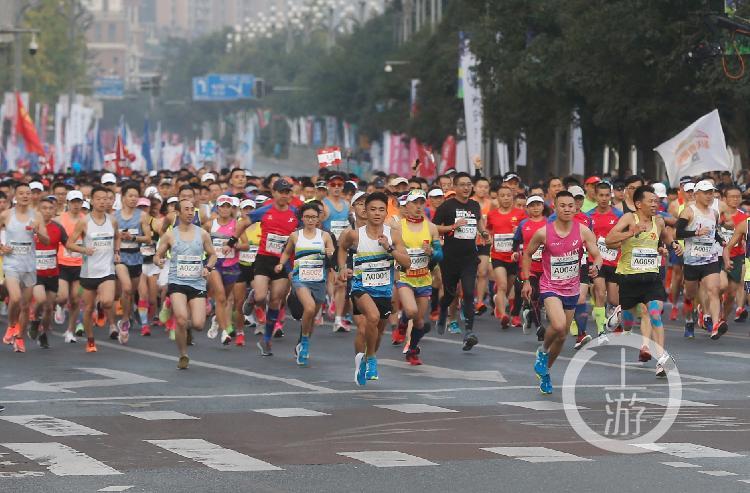 4月重庆或举办9场马拉松,全年赛事整体提档升级