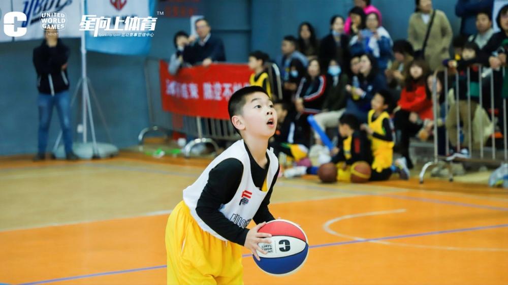 400+小朋友参赛!UWG中国区篮球选拔赛重庆赛区开打