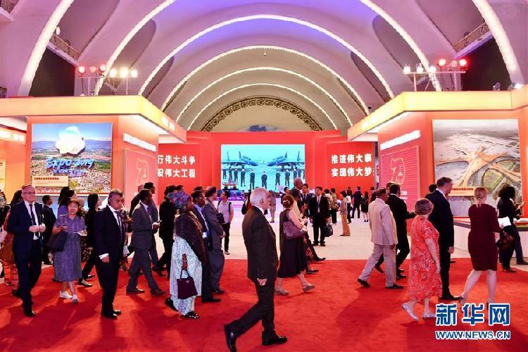 (新华全媒头条·图文互动)(1)向着伟大梦想阔步前行——写在中国梦提出七周年之际