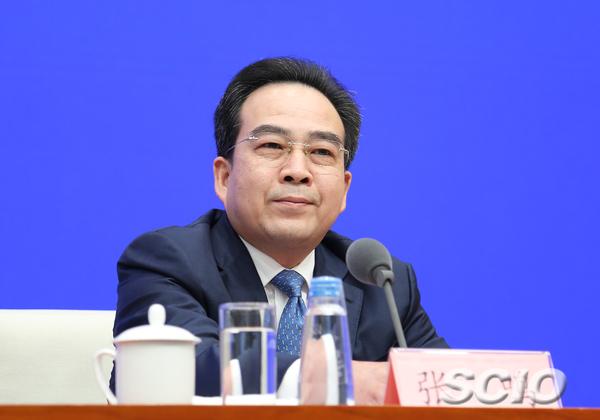 中共重庆市委常委、宣传部部长张鸣(张馨 摄.jpg