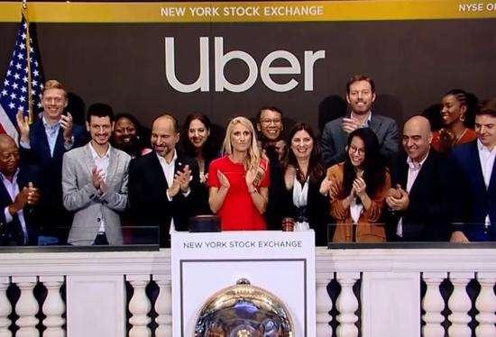 成立9年,一分钱没赚的Uber上市惨遭破发