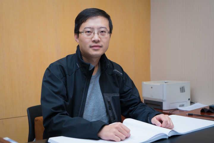 中冶赛迪集团副总经理,中冶赛迪重庆信息技术有限公司董事长、总经理张勇.jpg