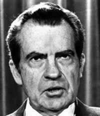 尼克松被指控参与水门事件
