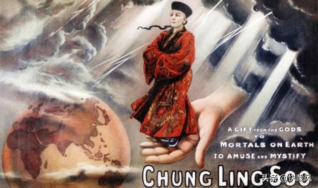 徒手抓子弹的中国魔术师:舞台上中弹死亡后,揭开欺世真相