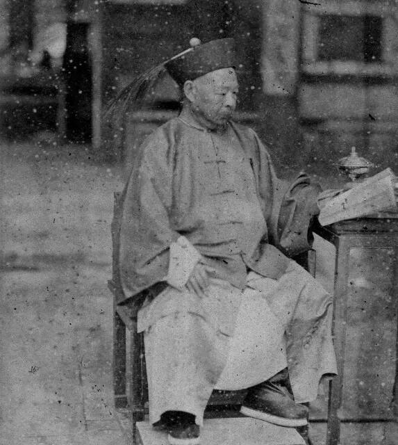 上图_ 左宗棠(1812年—1885年),字季高