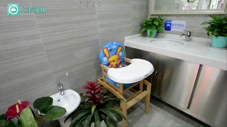 江北一公厕有点牛,卫生纸取用都能刷脸卡22222_20180111160558.JPG